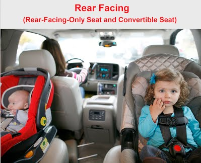 Rear Facing Car Seats Basics Science Crash Dynamics
