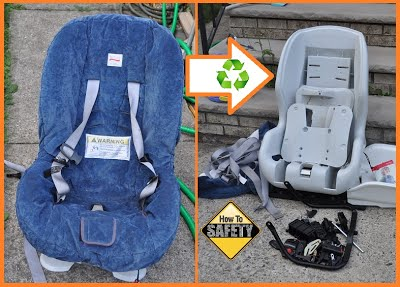 Car Seat Disposal >> Car Seat Recycling Staten Island How To Safety Car Seat