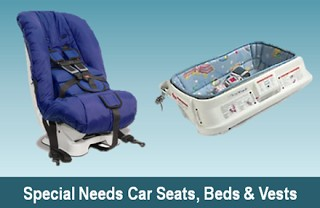 Child Passenger Safety for Children with Special Health Care Needs ...