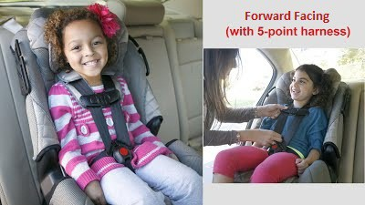 Child Passenger Safety Basics How To Safety Car Seat