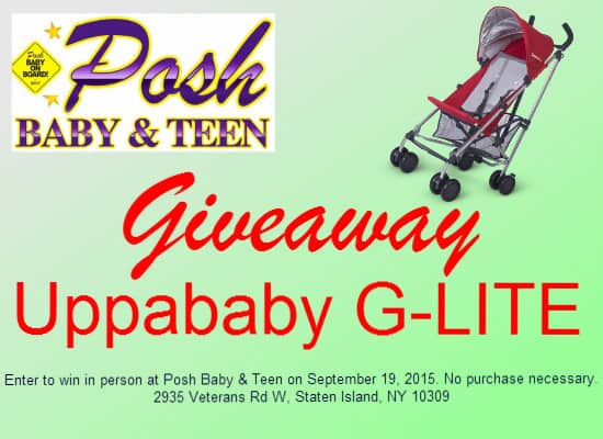 Posh G Lite Giveaway How To Safety