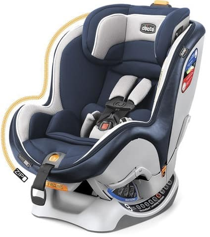 Chicco Nextfit Zip How To SAFETY Car Seat Installation
