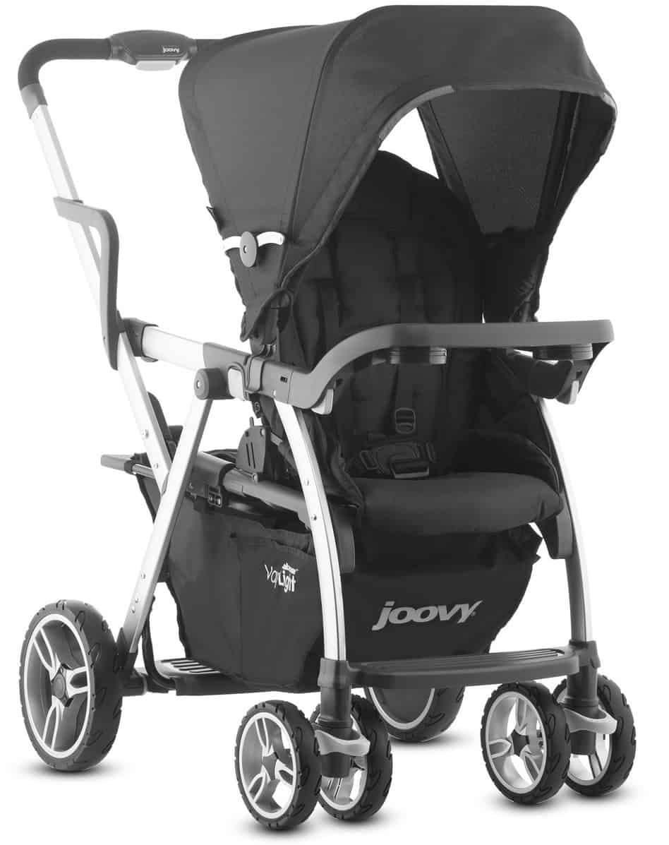 joovy caboose varylight stand on tandem how to safety car seat installation inspection. Black Bedroom Furniture Sets. Home Design Ideas