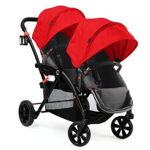 Kolcraft Contours Options Tandem Double Stroller How To