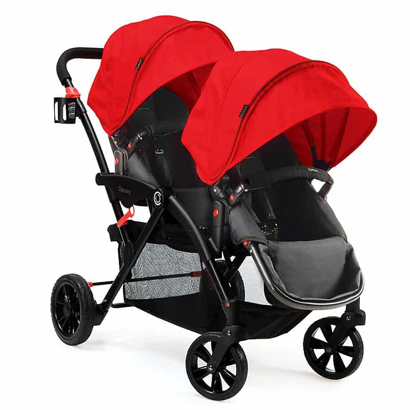 Kolcraft Contours Options Tandem Double Stroller – How-To-SAFETY ...