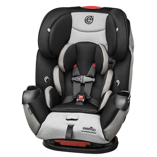 evenflo symphony lx platinum all in one how to safety car seat installation inspection. Black Bedroom Furniture Sets. Home Design Ideas