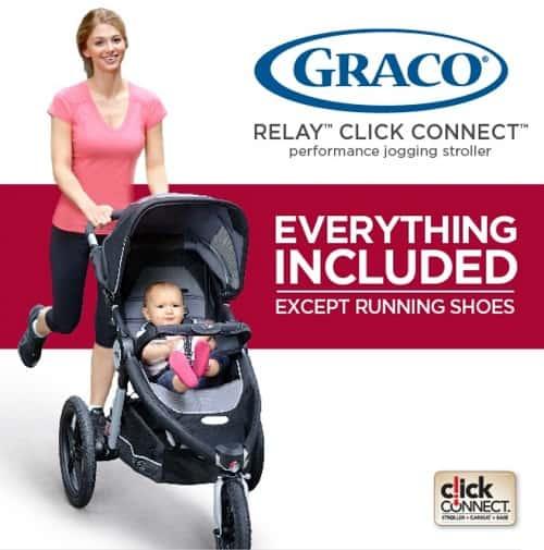 Graco Relay Click Connect