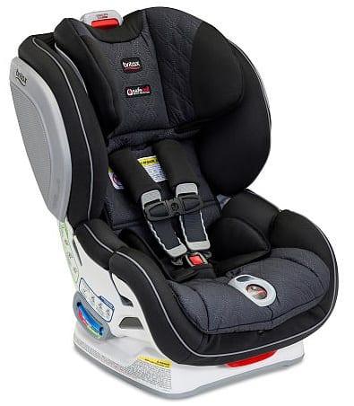 Britax Advocate Clicktight Convertible Car Seat With Ultimatecomfort Trellis