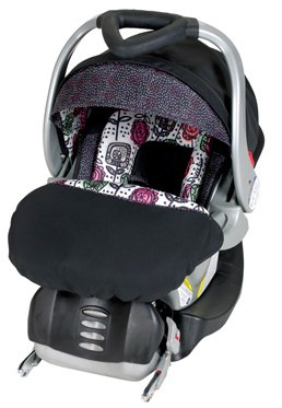 Baby Trend Flex Loc How To SAFETY Car Seat Installation