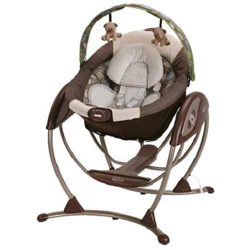 Graco Glider Lx Gliding Swing How To Safety Car Seat