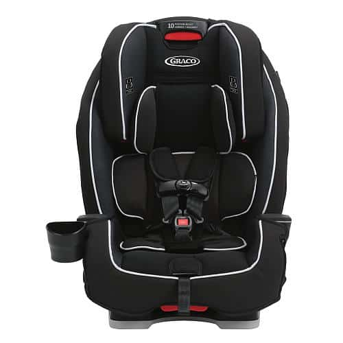 Graco Milestone How To Safety Car Seat Safety