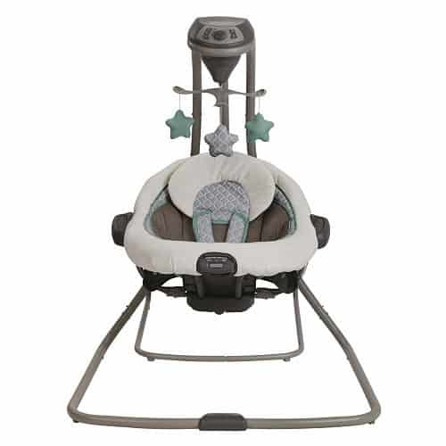 Graco Duetconnect Lx Swing Bouncer