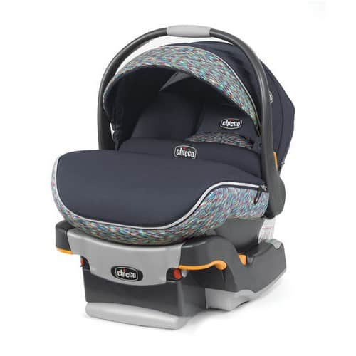 Graco Fast Action Click Connect Car Seat Installation