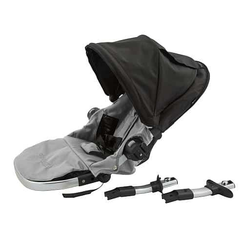 Baby Jogger City Select Second Seat Kit How To Safety