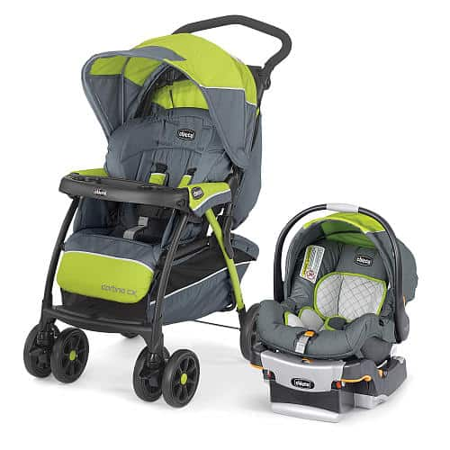 Chicco Cortina CX Travel System How To SAFETY Car Seat