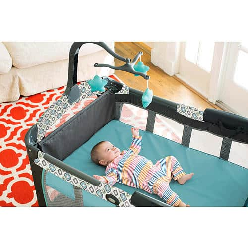df1b32a2a51 Graco Pack  n Play Playard with Portable Napper   Changer – How-To ...