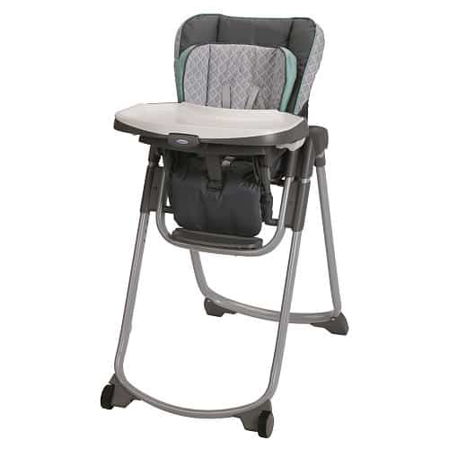 Graco Slim Spaces High Chair How To SAFETY Car Seat Installation
