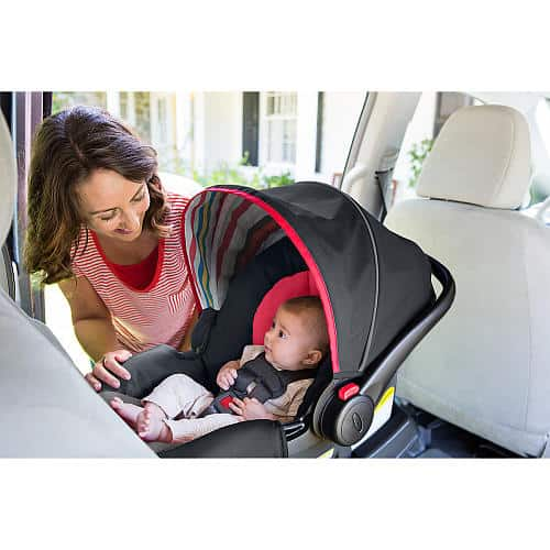 Infant Car Seat Installation Inspection