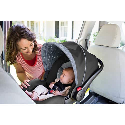 Infant Car Seat Inspection