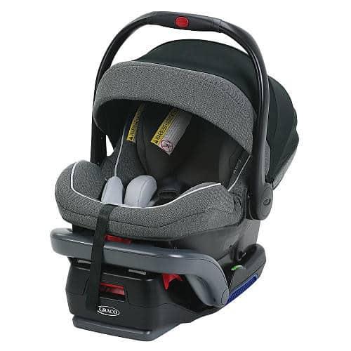 Graco SnugRide SnugLock 35 Platinum How To SAFETY Car Seat