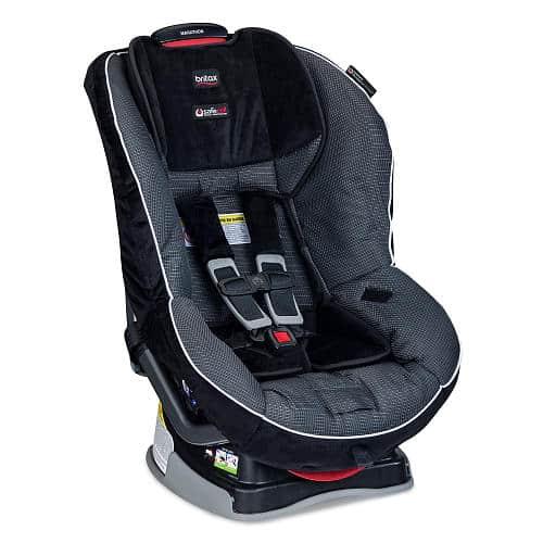 Britax Marathon G4.1 – How-To-SAFETY, Car Seat Installation ...