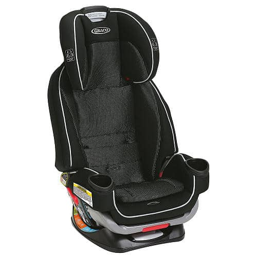 graco 4ever extend2fit all in one how to safety car seat installation inspection staten. Black Bedroom Furniture Sets. Home Design Ideas