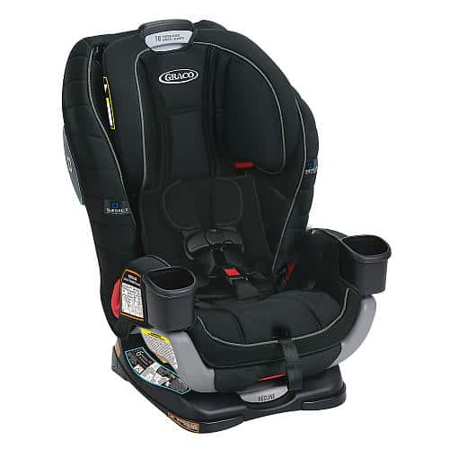 graco extend2fit 3 in 1 with trueshield how to safety car seat installation inspection. Black Bedroom Furniture Sets. Home Design Ideas