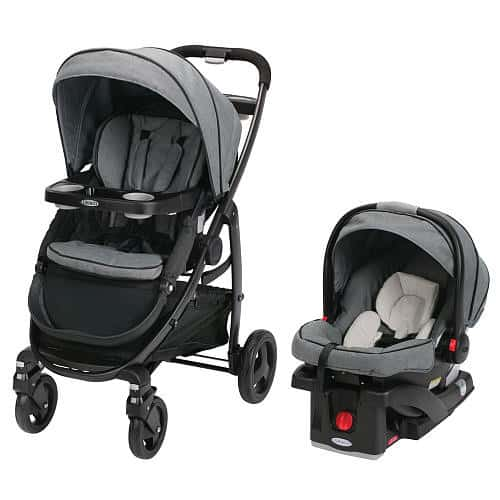 Graco Modes Travel System How To SAFETY Car Seat Installation