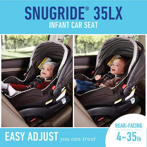 Graco Snugride 35 Lx How To Safety Car Seat Safety