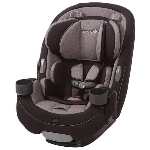 Safety 1st Grow and Go 3-in-1 – How-To-SAFETY, Car Seat Installation
