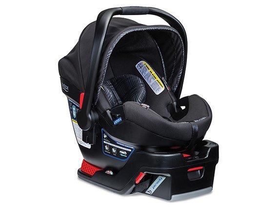 Assurance Britax B Safe 35 Elite Base, Britax B Safe 35 Elite Infant Car Seat Base